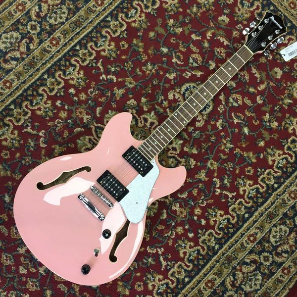 Ibanez AS-63-CRP Coral Pink